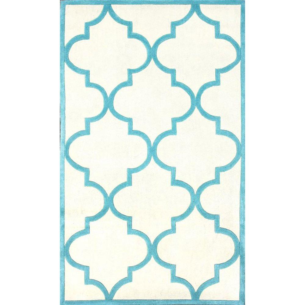 Купить Ковер Trelli light_blue 3 4 м в интернет магазине дизайнерской мебели и аксессуаров для дома и дачи