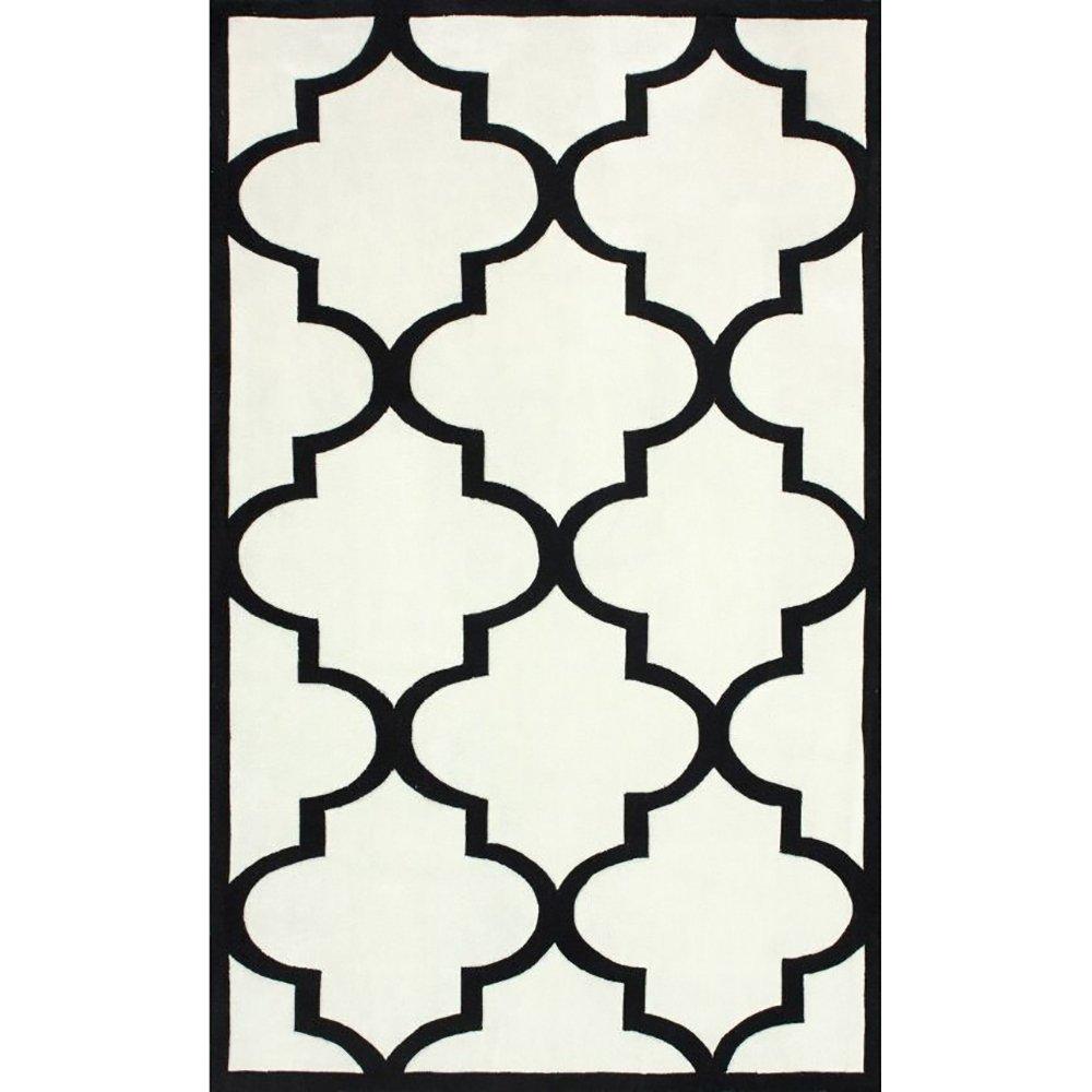 Купить Ковер Trelli белый 1,6 2,3 м в интернет магазине дизайнерской мебели и аксессуаров для дома и дачи