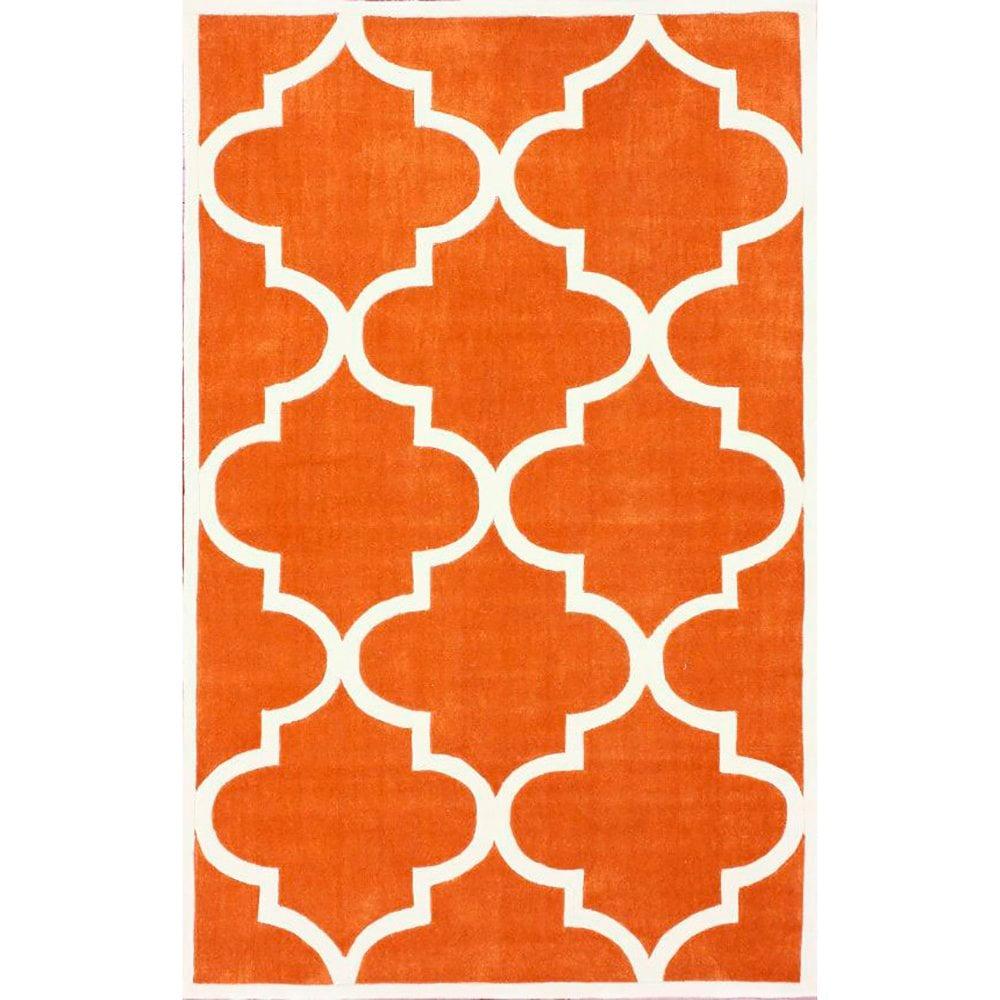 Ковер Trelli оранжевый 140*200, CD-D-037-01
