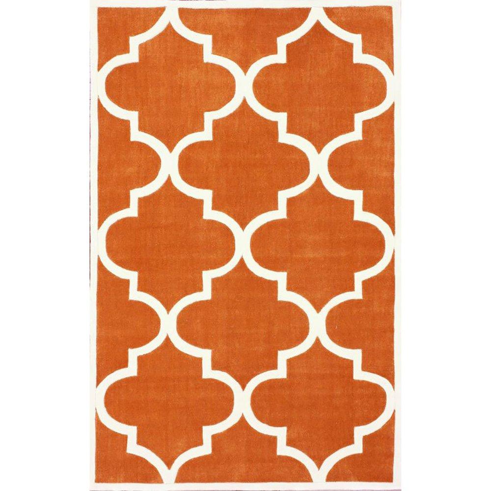 Ковер Trelli оранжевый 160*230, CD-D-037-02