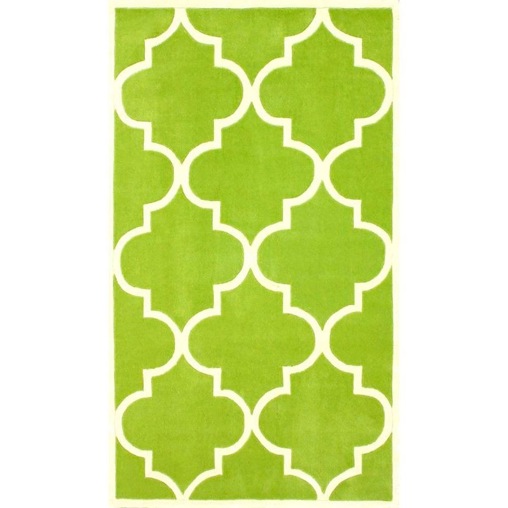 Купить Ковер Trelli зеленый 3 5 м в интернет магазине дизайнерской мебели и аксессуаров для дома и дачи