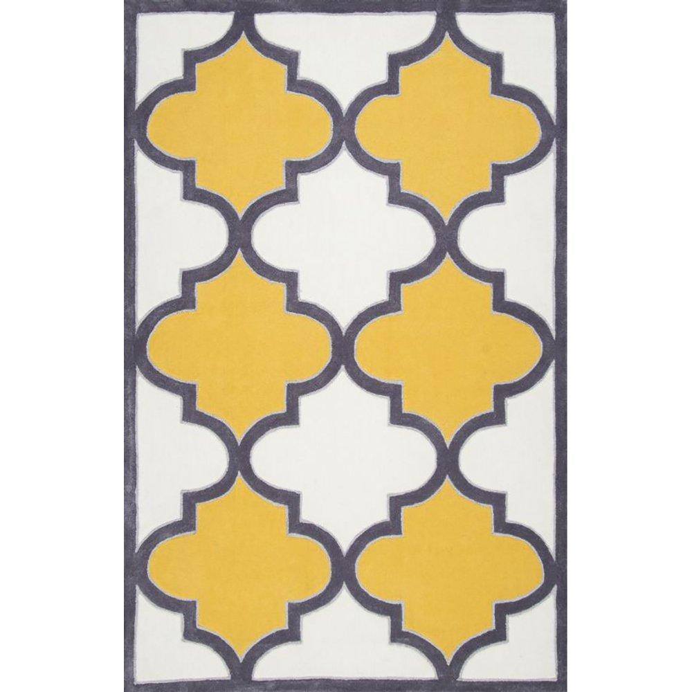 Ковер Trelli желтый 140*200, CD-D-041-01
