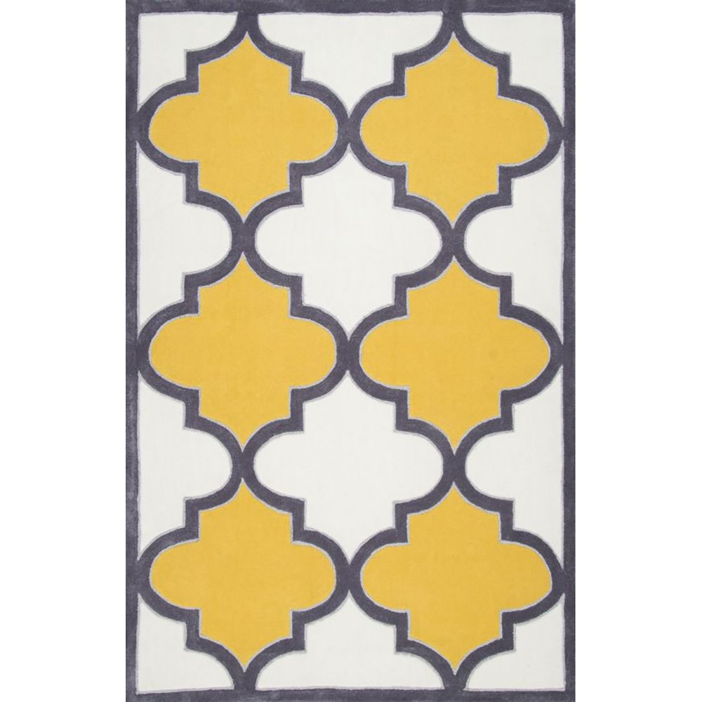 Ковер Trelli желтый 240*330, CD-D-041-04