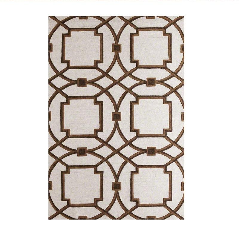 Ковер Arabesque коричневый 140*200, CD-D-044-01