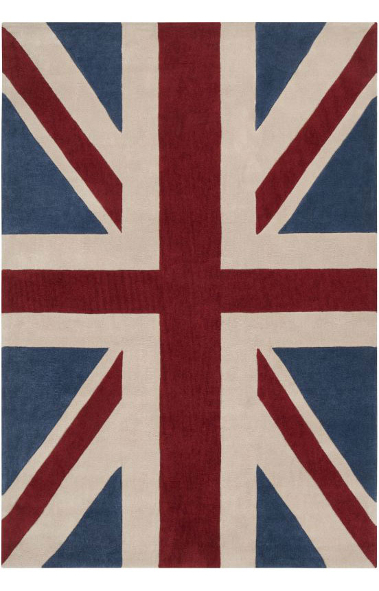 Ковер Union Jack classic 140*200, CD-D-070-01