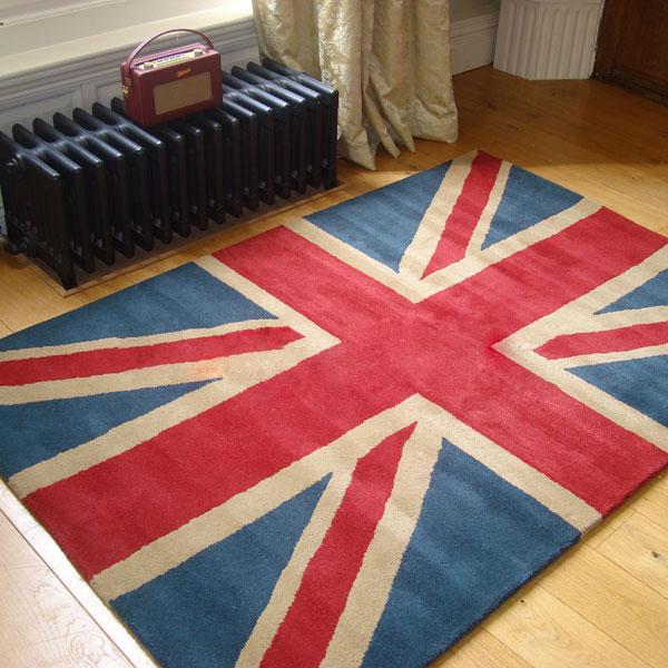 Ковер Union Jack classic 140х200