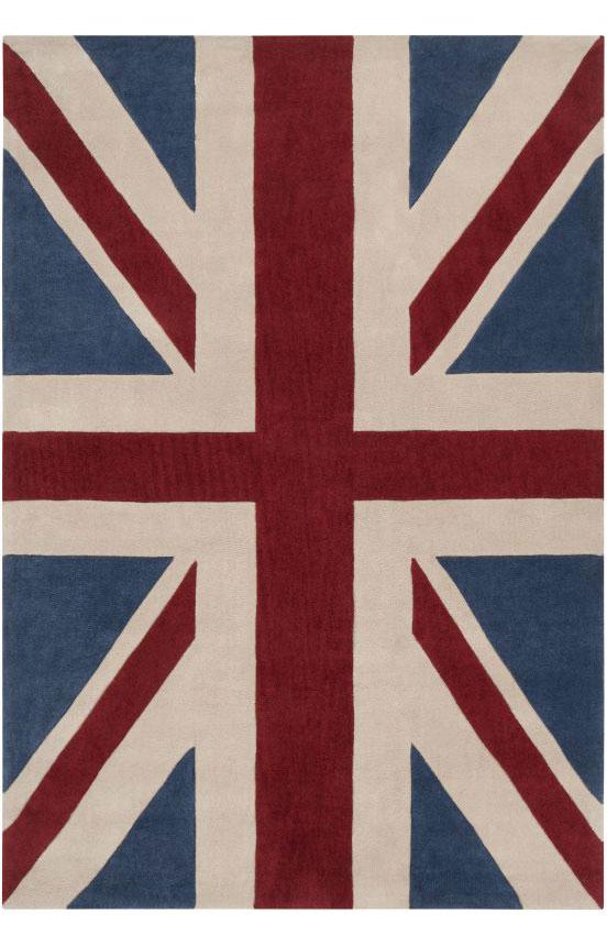 Ковер Union Jack classic 200*280, CD-D-070-03