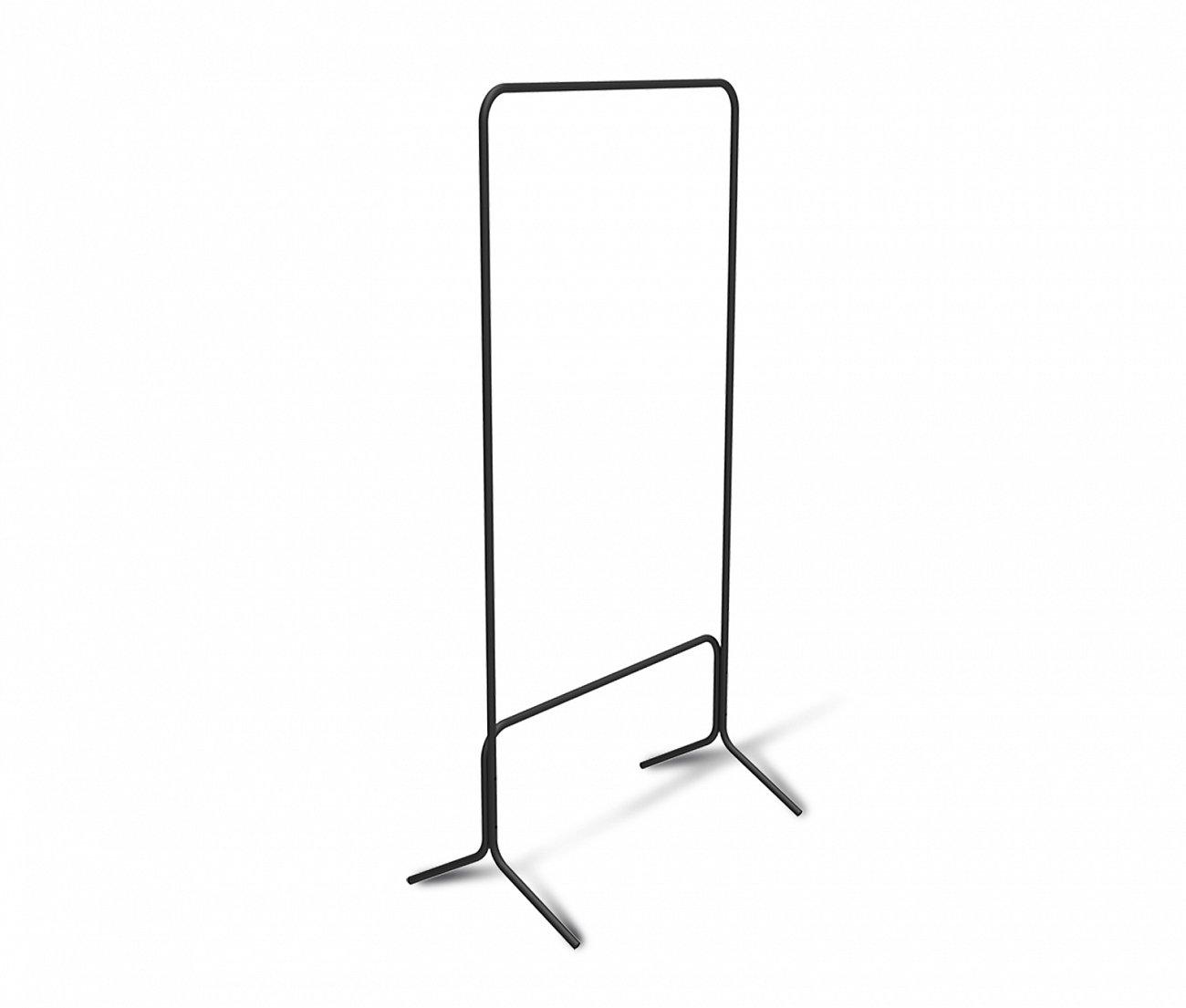 Купить Вешалка гардеробная чёрная в интернет магазине дизайнерской мебели и аксессуаров для дома и дачи