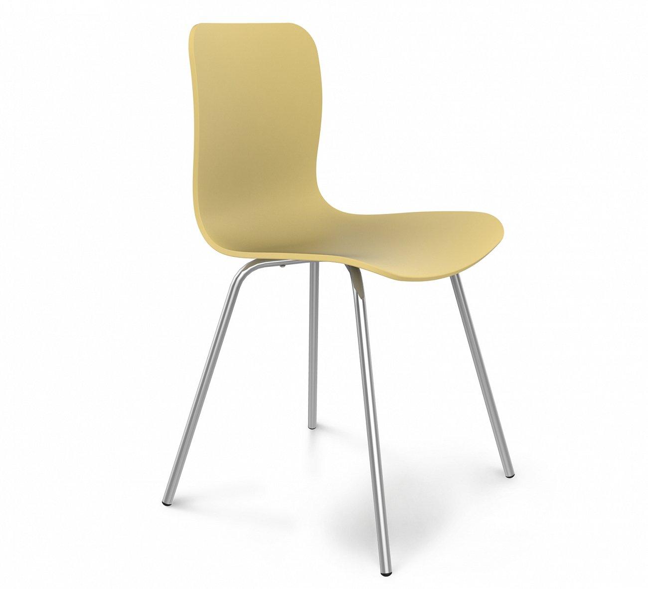 Купить Стул DSR бежевый S33 в интернет магазине дизайнерской мебели и аксессуаров для дома и дачи
