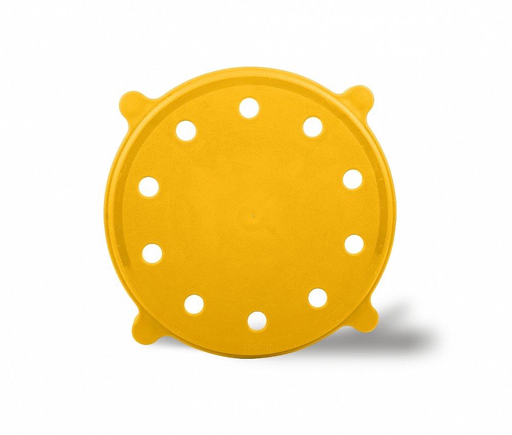Стул барный DSR Жёлтый