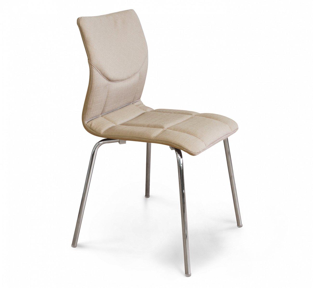 Купить Стул DSR бежевый S10 в интернет магазине дизайнерской мебели и аксессуаров для дома и дачи