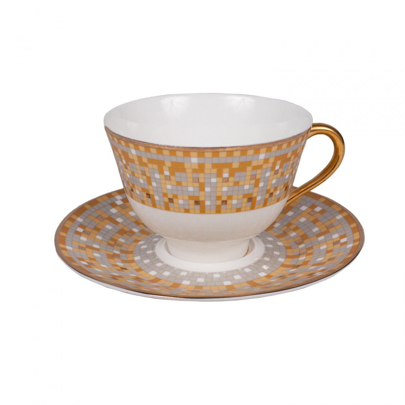 Купить Чайная пара Dominion Королевская в интернет магазине дизайнерской мебели и аксессуаров для дома и дачи