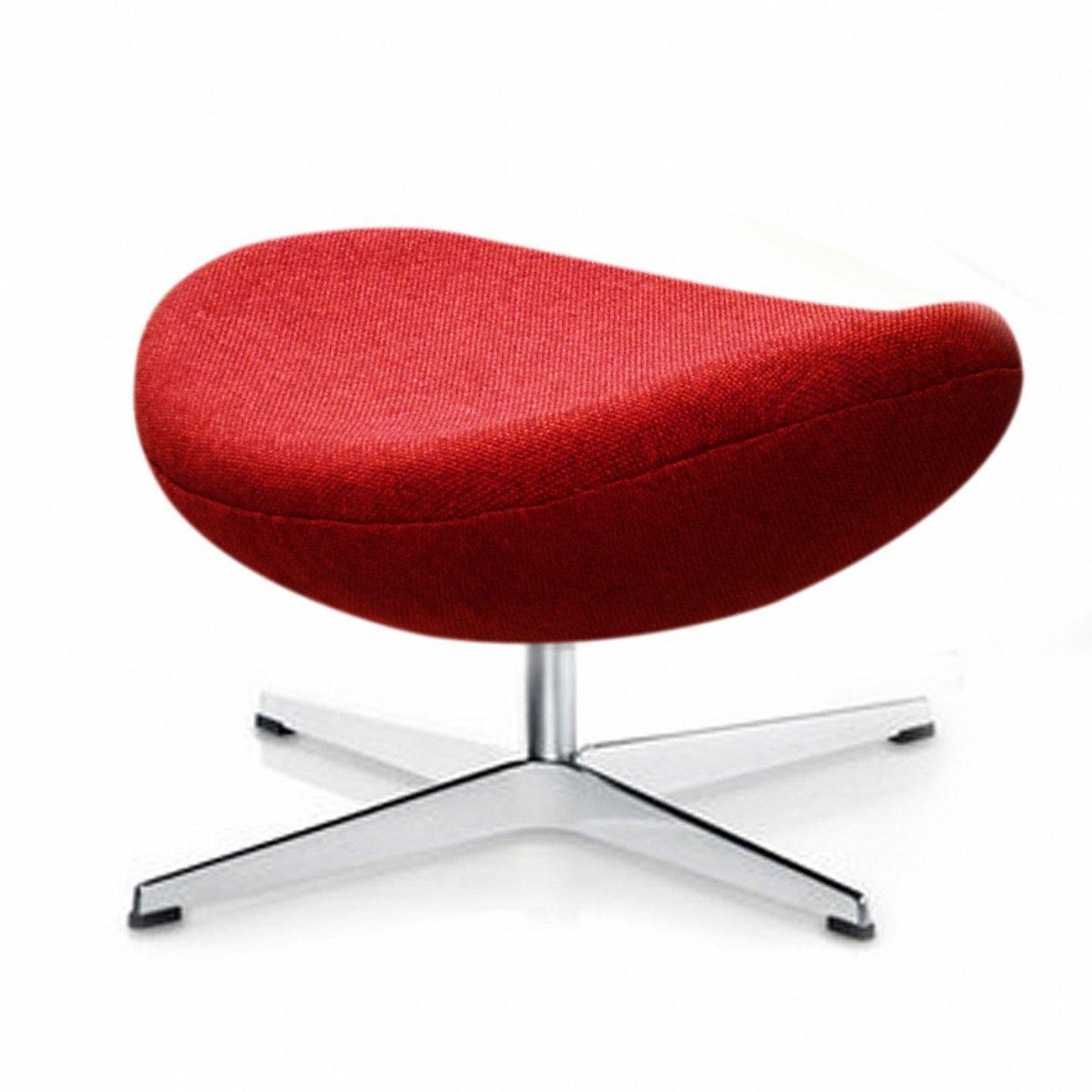 Купить Оттоманка ottoman Мальта Красная 100% Кашемир в интернет магазине дизайнерской мебели и аксессуаров для дома и дачи