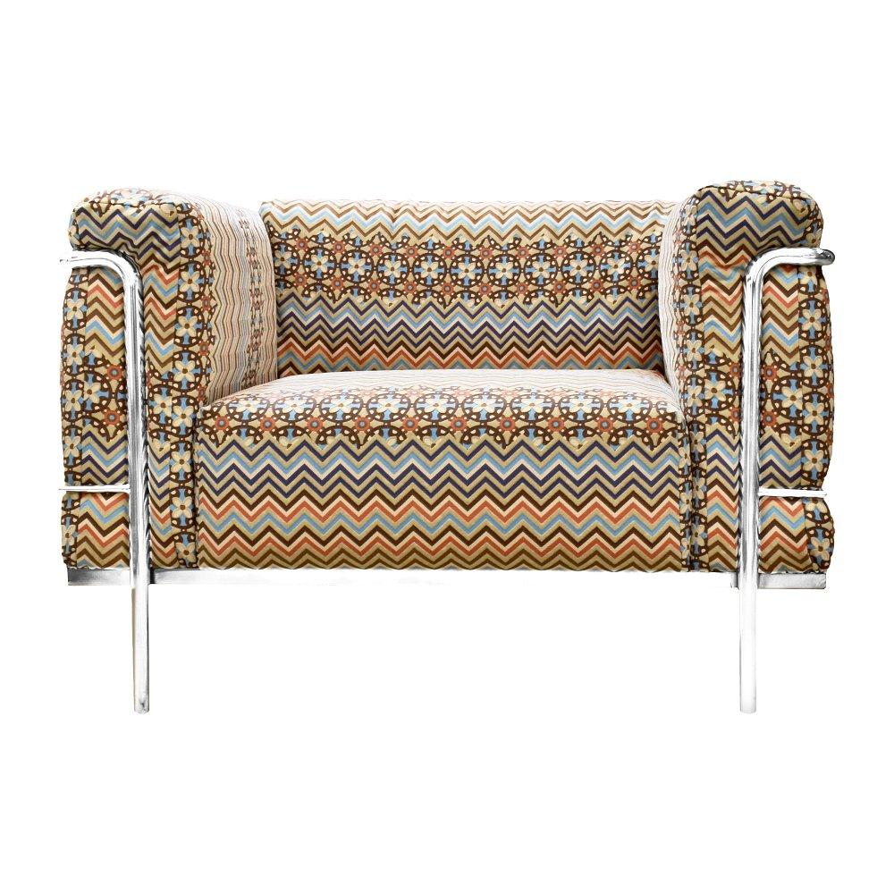 Кресло LC2 Дора zig-zag, Di-D-05-2