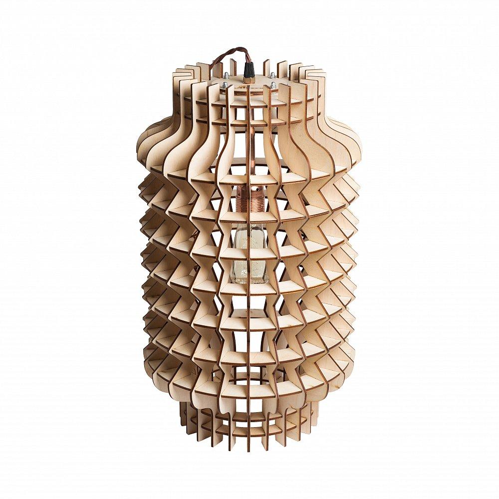 Настольная лампа Китайская Башня, Al-D-03
