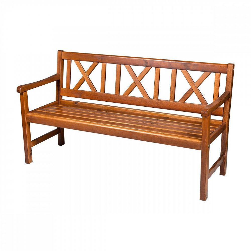 скамья фотон деревянная садовая длинные перчатки