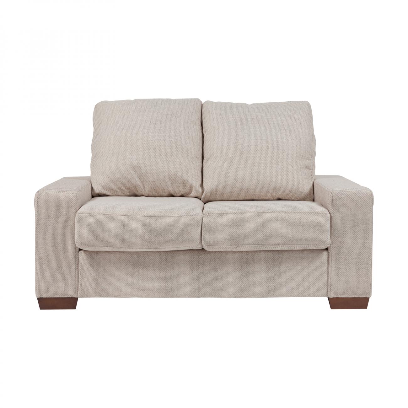 Купить Диван Andrew Sofa Кремовый Двухместный в интернет магазине дизайнерской мебели и аксессуаров для дома и дачи