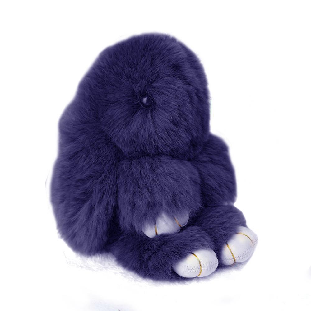 Меховой Зайка Брелок Серо-голубойИгрушки<br><br><br>Цвет: Серый<br>Материал: Мех кролика Рекс<br>Вес кг: 0,05<br>Длина см: 7,5<br>Ширина см: 7,5<br>Высота см: 18