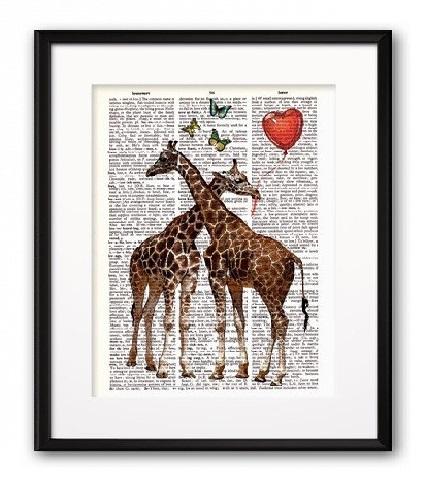 Купить Постер Love-Story А3 в интернет магазине дизайнерской мебели и аксессуаров для дома и дачи