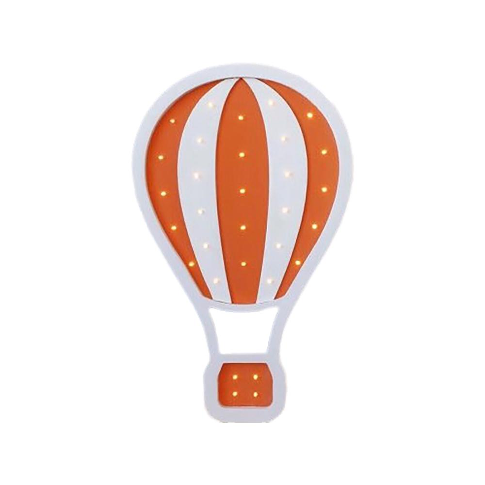 """Купить Детский светильник """"Воздушный шар"""" Оранжевый в интернет магазине дизайнерской мебели и аксессуаров для дома и дачи"""