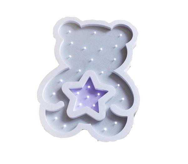 """Купить Детский светильник """"Медвежонок"""" в интернет магазине дизайнерской мебели и аксессуаров для дома и дачи"""