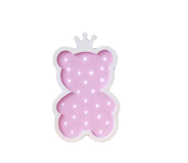 """Купить Детский светильник """"Медвежонок"""" с короной в интернет магазине дизайнерской мебели и аксессуаров для дома и дачи"""