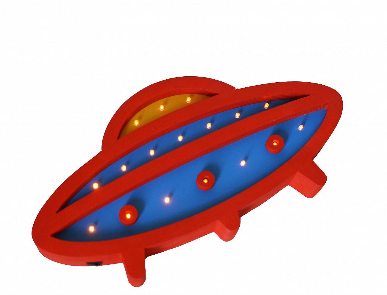 """Купить Детский светильник """"Нло"""" в интернет магазине дизайнерской мебели и аксессуаров для дома и дачи"""