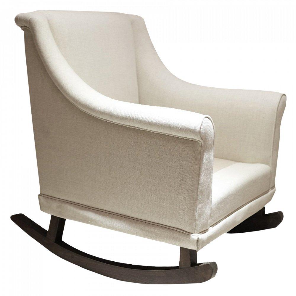 Детское кресло-качалка SoftКресла детские<br>Это удобное кресло качалка подойдёт как <br>для сна, так и для игр.<br><br>Цвет: Белый<br>Материал: Лён<br>Вес кг: 22,5<br>Длина см: 68<br>Ширина см: 88<br>Высота см: 91