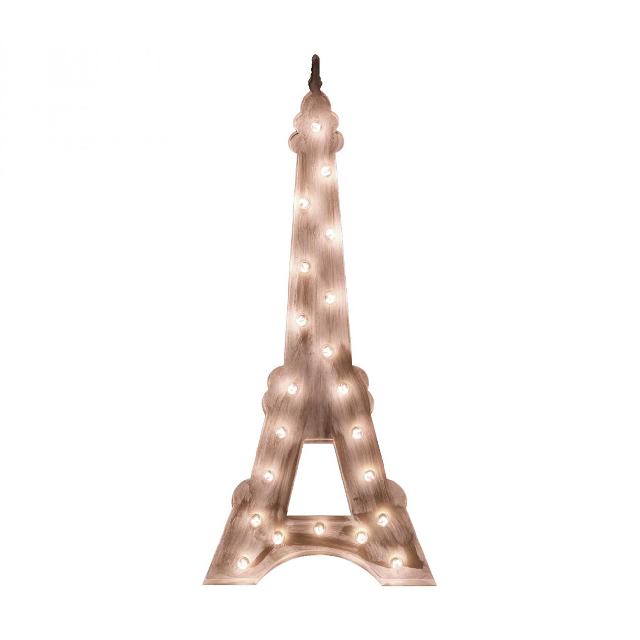 Купить Напольный светильник Эйфелева Башня в интернет магазине дизайнерской мебели и аксессуаров для дома и дачи