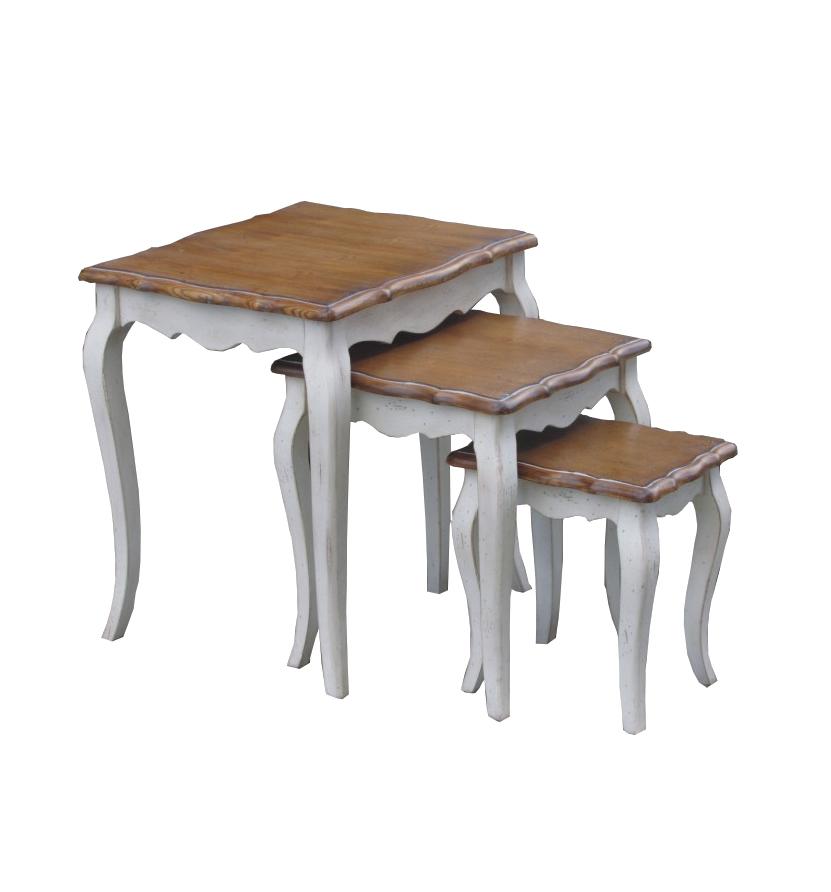 Консольные столики (комплект) Mobilier de Maison, DO-D-11