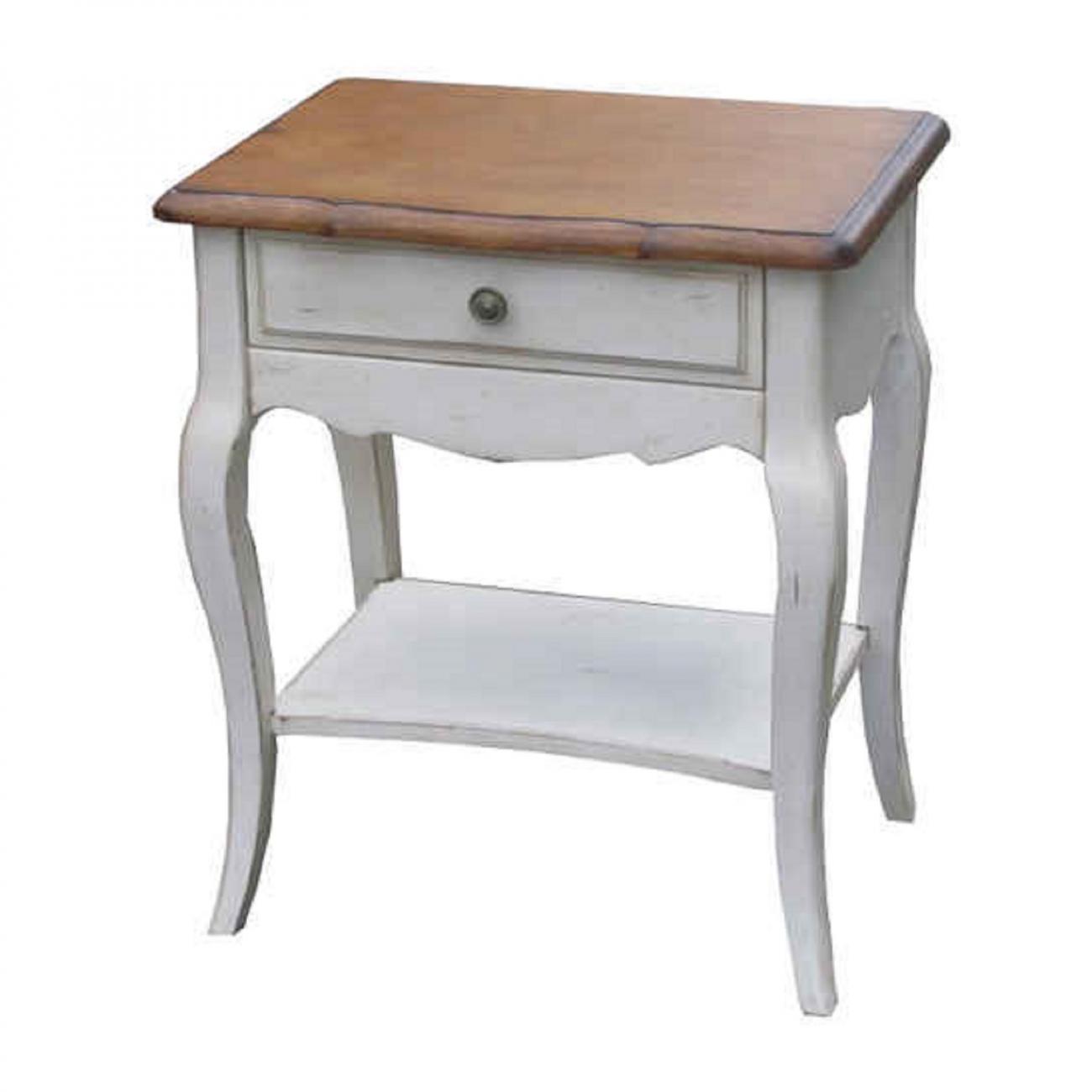 Купить Прикроватная тумба Mobilier de Maison Коричневая в интернет магазине дизайнерской мебели и аксессуаров для дома и дачи