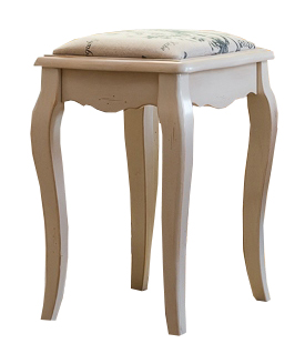 Табурет Mobilier de Maison с мягким сиденьем Бежевый, DO-D-26