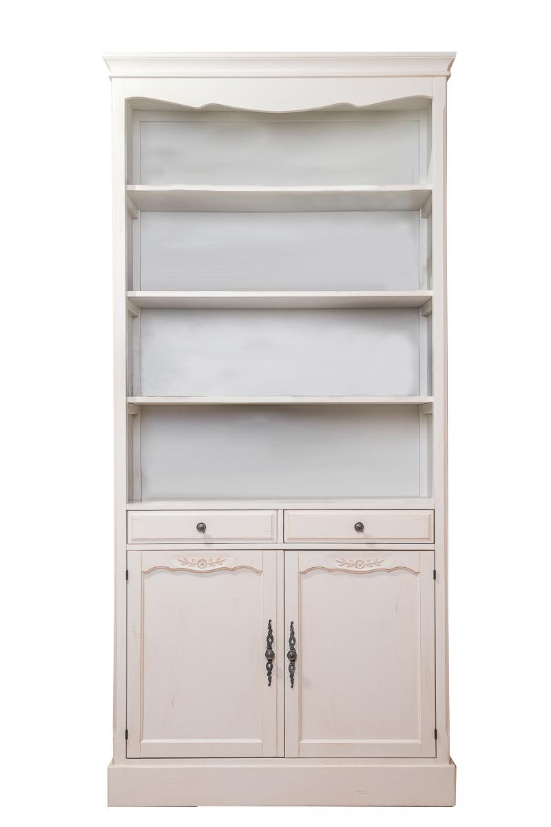 Купить Стеллаж Mobilier de Maison Белый в интернет магазине дизайнерской мебели и аксессуаров для дома и дачи