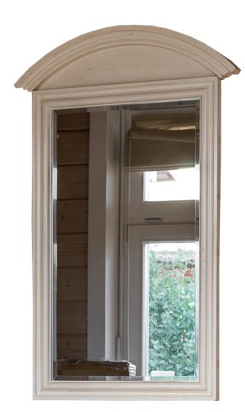 Купить Зеркало Mobilier de Maison Квадратное Белое в интернет магазине дизайнерской мебели и аксессуаров для дома и дачи