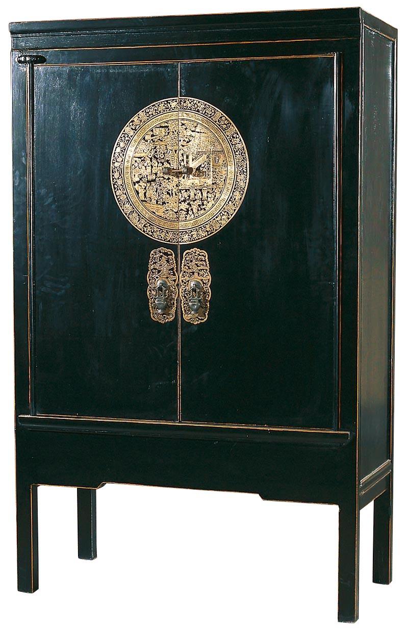 Купить Шкаф Гуй Чёрный в интернет магазине дизайнерской мебели и аксессуаров для дома и дачи