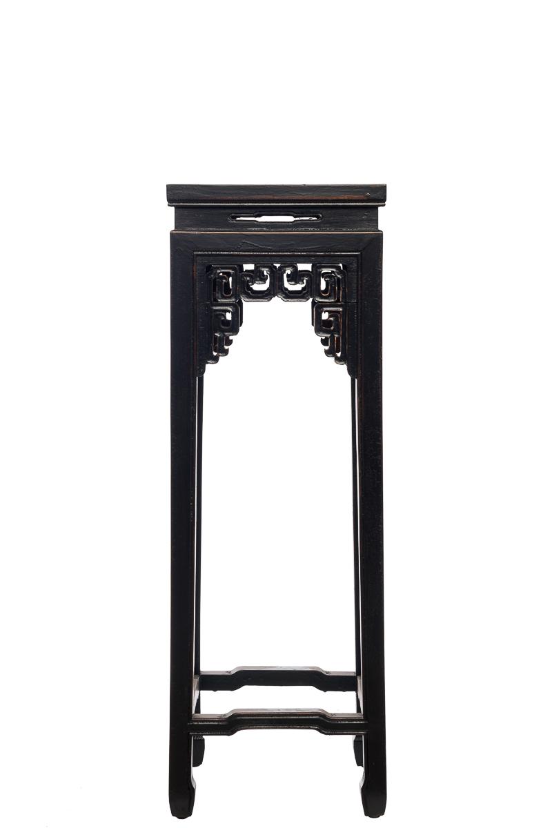 Купить Подставка Хуа-цзи Чёрная в интернет магазине дизайнерской мебели и аксессуаров для дома и дачи