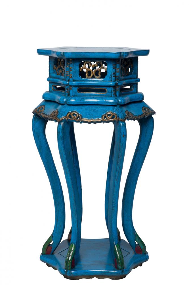 Подставка для цветов Синяя, DO-D-193