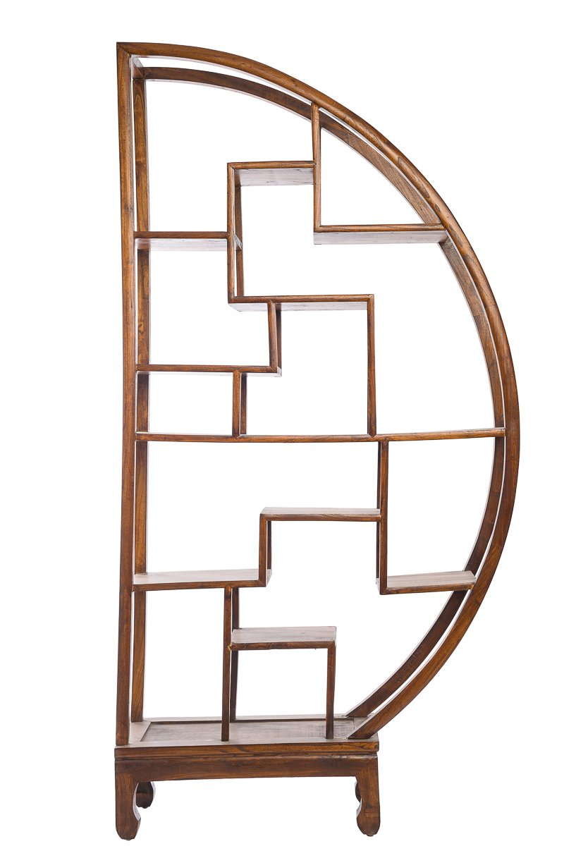 Купить Стеллаж До-Бао-Гэ Коричневый в интернет магазине дизайнерской мебели и аксессуаров для дома и дачи