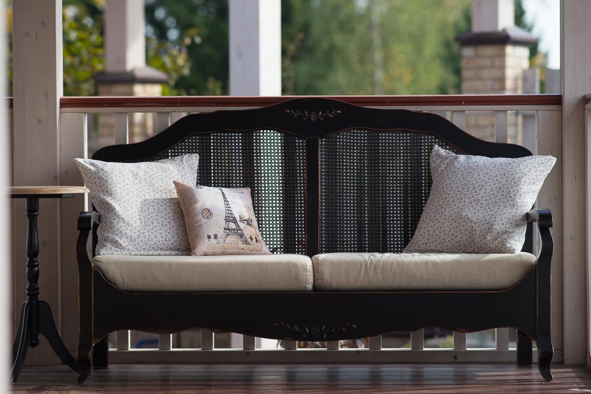 Купить Французкая лавка в интернет магазине дизайнерской мебели и аксессуаров для дома и дачи