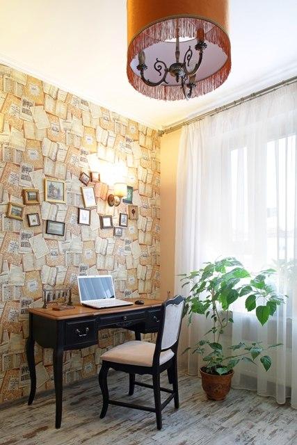 Купить Письменный стол Тёмный шоколад в интернет магазине дизайнерской мебели и аксессуаров для дома и дачи