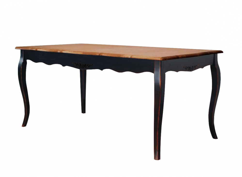 Раскладной обеденный стол Тёмный шоколад • , DO-D-257