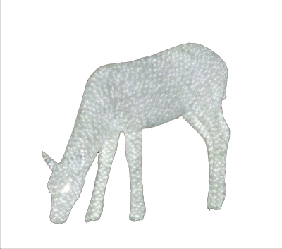 """Купить Световая Фигура """"Благородный Олень"""" Мама 3D в интернет магазине дизайнерской мебели и аксессуаров для дома и дачи"""