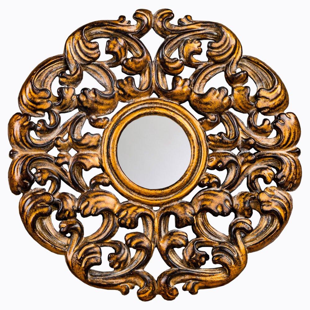 Настенное зеркало Арабеск