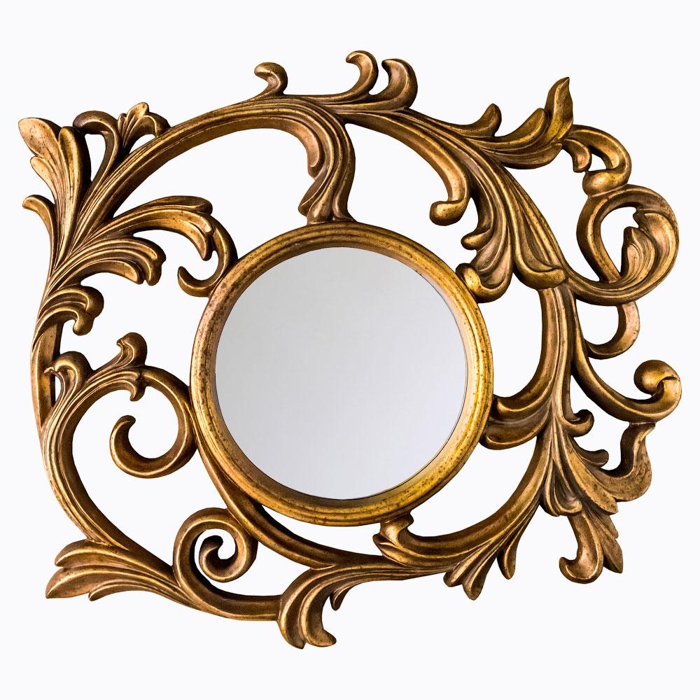 Купить Настенное зеркало Вертиго в интернет магазине дизайнерской мебели и аксессуаров для дома и дачи