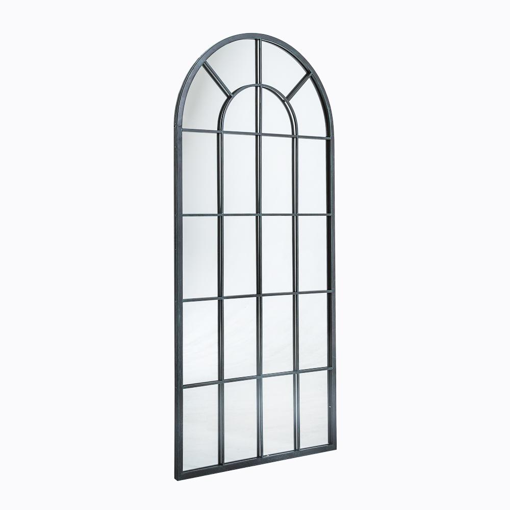 Купить Настенное зеркало Оранжери черный антик в интернет магазине дизайнерской мебели и аксессуаров для дома и дачи
