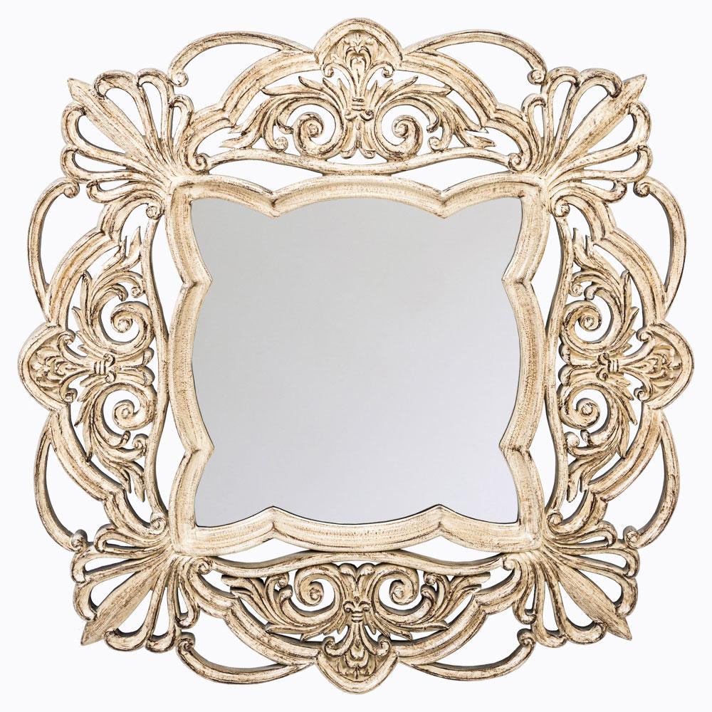 Купить Настенное зеркало Шамони в интернет магазине дизайнерской мебели и аксессуаров для дома и дачи