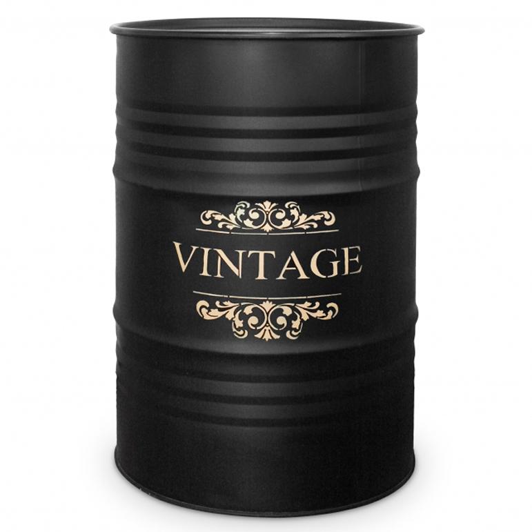 Купить Бочка декоративная Vintage L в интернет магазине дизайнерской мебели и аксессуаров для дома и дачи