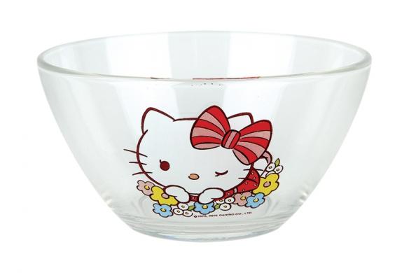 Купить Пиала Hello Kitty 13 см в интернет магазине дизайнерской мебели и аксессуаров для дома и дачи