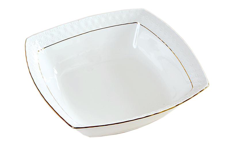 Купить Пиала квардратная The snow Queen 15 см в интернет магазине дизайнерской мебели и аксессуаров для дома и дачи