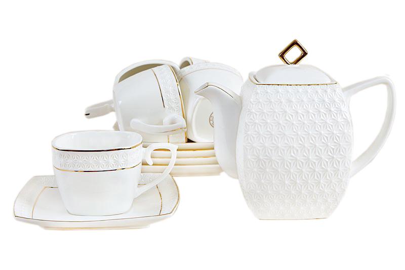 Купить Чайный сервиз The snow Queen в интернет магазине дизайнерской мебели и аксессуаров для дома и дачи